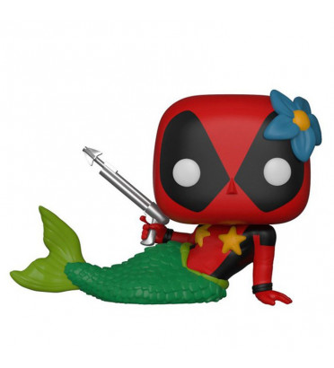 MERMAID DEADPOOL / DEADPOOL / FIGURINE FUNKO POP / EXCLUSIVE SPECIAL EDITION
