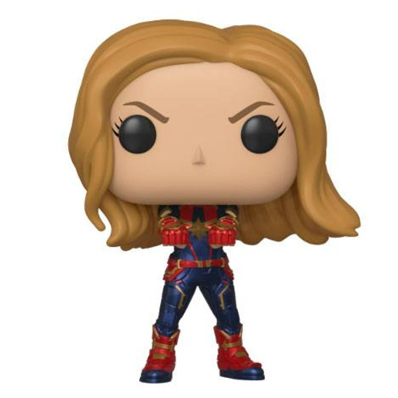 CAPTAIN MARVEL / AVENGERS ENDGAME / FIGURINE FUNKO POP