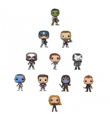 PACK DE 11 FIGURINES / AVENGERS ENDGAMES / FIGURINE FUNKO POP