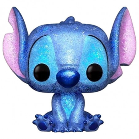 STITCH / LILO ET STICH / FIGURINE FUNKO POP / EXCLUSIVE / DIAMOND