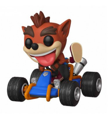 CRASH BANDICOOT KART / CRASH BANDICOOT / FIGURINE FUNKO POP