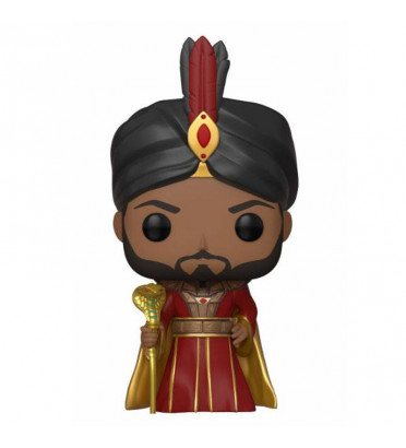 JAFAR THE ROYAL VIZIER / ALADDIN / FIGURINE FUNKO POP