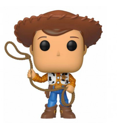 SHERIFF WOODY / TOY STORY 4 / FIGURINE FUNKO POP