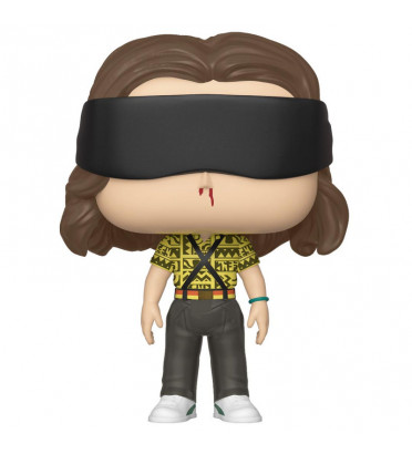 ELEVEN BANDEAU NOIR / STRANGER THINGS / FIGURINE FUNKO POP