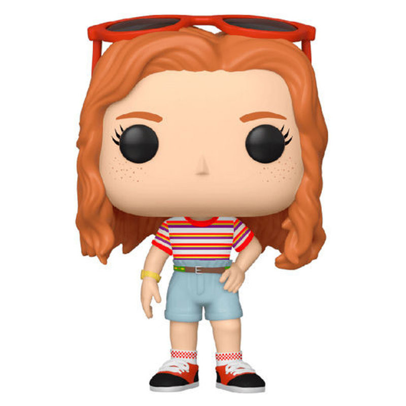MAX MALL OUTFIT / STRANGER THINGS / FIGURINE FUNKO POP