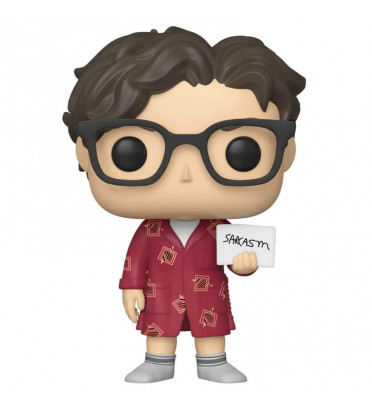 LEONARD / THE BIG BANG THEORY / FIGURINE FUNKO POP