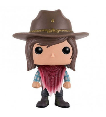 CARL GRIMES / THE WALKING DEAD / FIGURINE FUNKO POP
