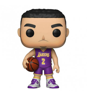 LONZO BALL / LAKERS / FIGURINE FUNKO POP