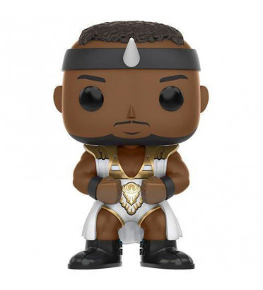 BIG E / WWE / FIGURINE FUNKO POP