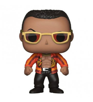 THE ROCK / WWE / FIGURINE FUNKO POP