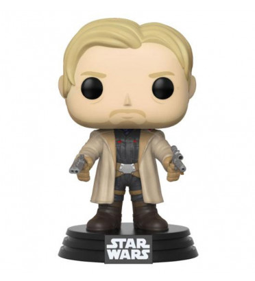 TOBIAS BECKETT DEUX ARMES / STAR WARS / FIGURINE FUNKO POP / EXCLUSIVE