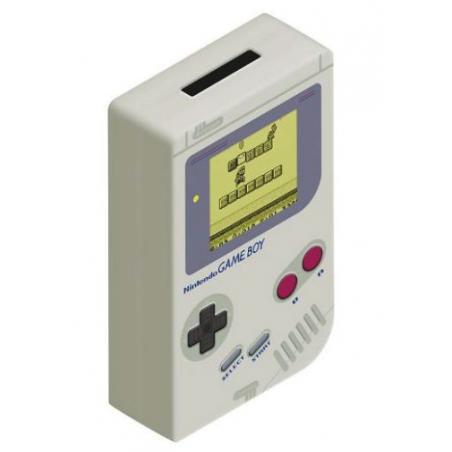 NINTENDO - Tirelire Metal Game Boy