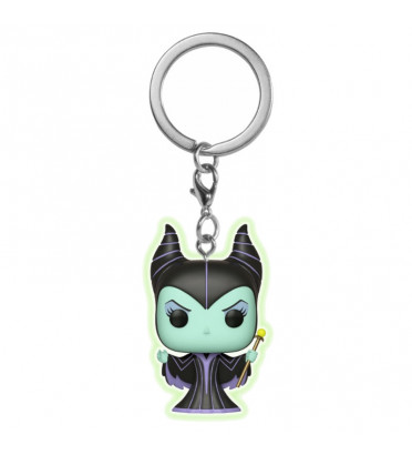 MALEFICENT / LA BELLE AU BOIS DORMANT / FUNKO POCKET POP / EXCLUSIVE SPECIAL EDITION / GITD