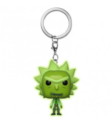 TOXIC RICK / RICK ET MORTY / FUNKO POCKET POP / GITD