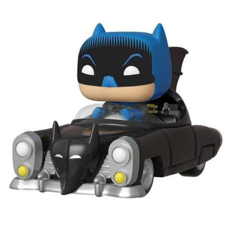 BATMOBILE 1950 / BATMAN / FIGURINE FUNKO POP