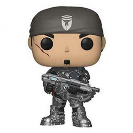 MARCUS FENIX YOUNG / GEARS OF WAR / FIGURINE FUNKO POP