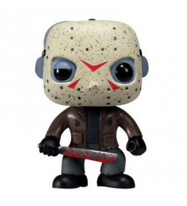 JASON VOORHEES EPEE / FRIDAY THE 13TH / FIGURINE FUNKO POP