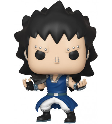 GAJEEL / FAIRY TAIL / FIGURINE FUNKO POP