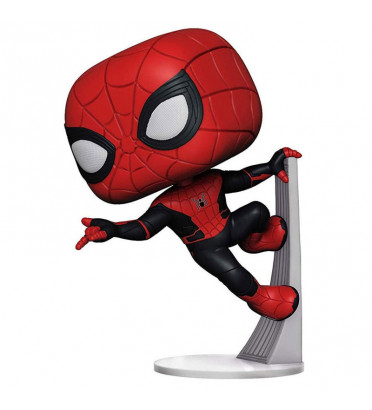 SPIDER MAN UPGRADED SUIT/ SPIDER-MAN FAR FROM HOME / FIGURINE FUNKO POP