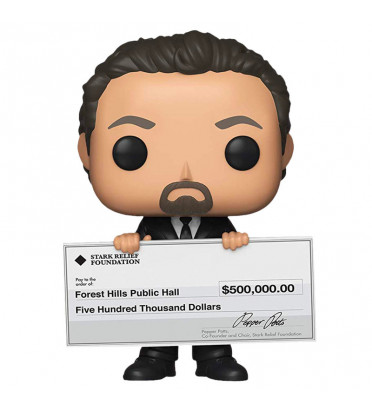 HAPPY HOGAN / SPIDER-MAN FAR FROM HOME / FIGURINE FUNKO POP