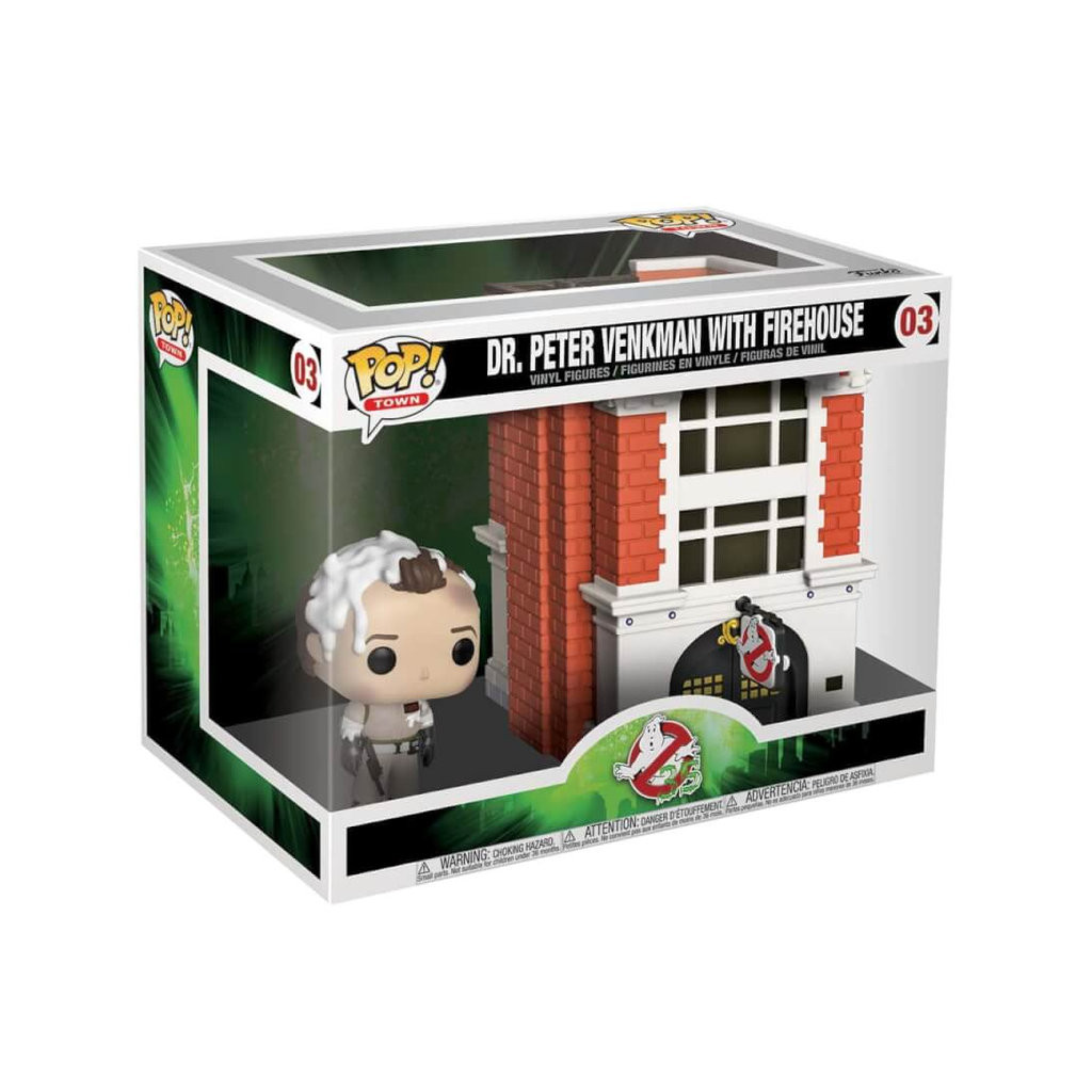 Dr House Pop Peter Funko Venkman Figurine Et Ghostbusters Movies 08kwnOPX