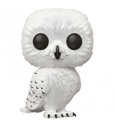 HEDWIG FLOCKED / HARRY POTTER / FIGURINE FUNKO POP / EXCLUSIVE SPECIAL EDITION