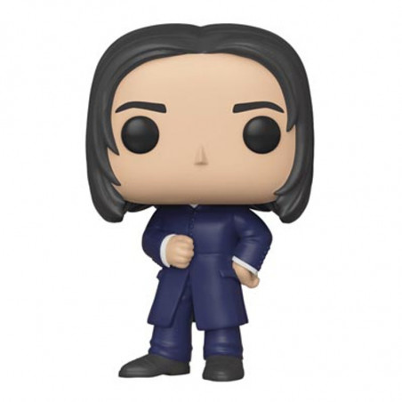 SEVERUS SNAPE YULE BALL / HARRY POTTER / FIGURINE FUNKO POP