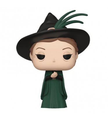 MINERVA MCGONAGALL YULE BALL / HARRY POTTER / FIGURINE FUNKO POP