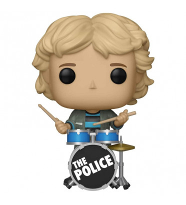 STEWART COPELAND / THE POLICE / FIGURINE FUNKO POP