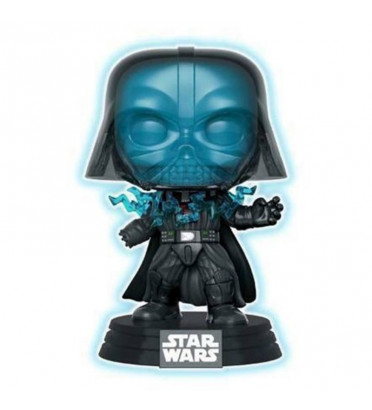DARTH VADER ELECTROCUTED GITD / STAR WARS / FIGURINE FUNKO POP / EXCLUSIVE SPECIAL EDITION