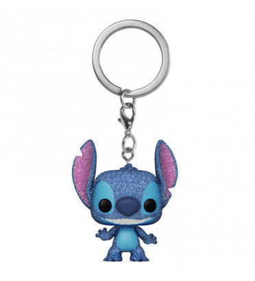 STITCH / LILO ET STICH / FUNKO POCKET POP / EXCLUSIVE SPECIAL EDITION / DIAMOND