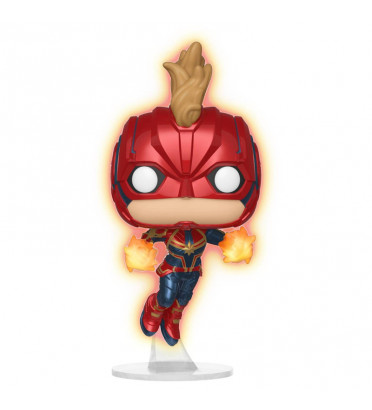 CAPTAIN MARVEL / CAPTAIN MARVEL / FIGURINE FUNKO POP / EXCLUSIVE SPECIAL EDITION