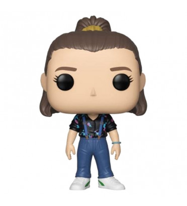 ELEVEN SALOPETTE / STRANGER THINGS / FIGURINE FUNKO POP