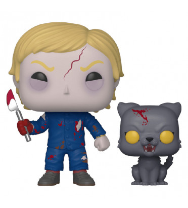 GAGE ET CHURCH / PET SEMATARY / FIGURINE FUNKO POP