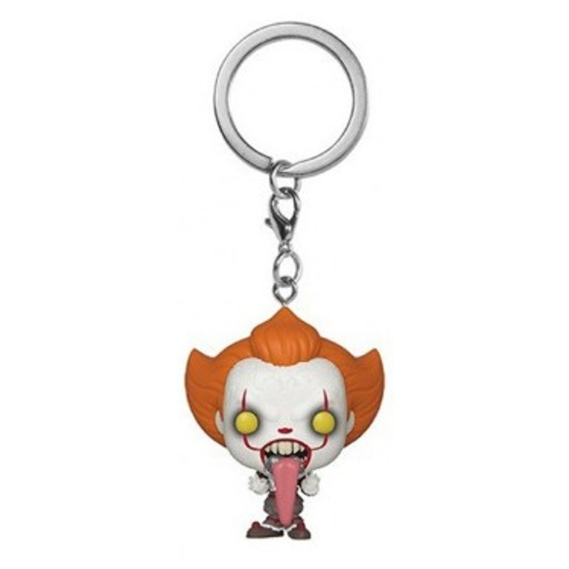 PENNYWISE AVEC DOG TONGUE / IT / FUNKO POCKET POP