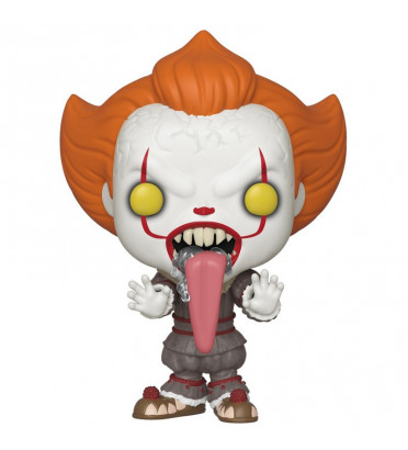 PENNYWISE FUNHOUSE / IT / FIGURINE FUNKO POP