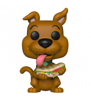 SCOOBY DOO AVEC SANDWITCH / SCOOBY DOO / FIGURINE FUNKO POP