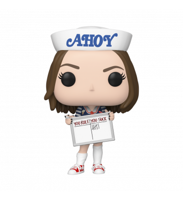 ROBIN / STRANGER THINGS / FIGURINE FUNKO POP
