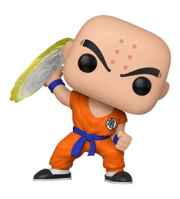 KRILIN AVEC DESTRUCTO DISC / DRAGON BALL Z / FIGURINE FUNKO POP