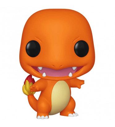 CHARMANDER / POKEMON / FIGURINE FUNKO POP