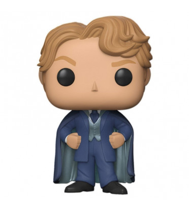 GILDEROY LOCKHART BLEU / HARRY POTTER / FIGURINE FUNKO POP / EXCLUSIVE SPECIAL EDITION
