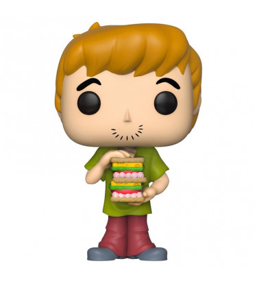 SHAGGY AVEC SANDWITCH / SCOOBY DOO / FIGURINE FUNKO POP