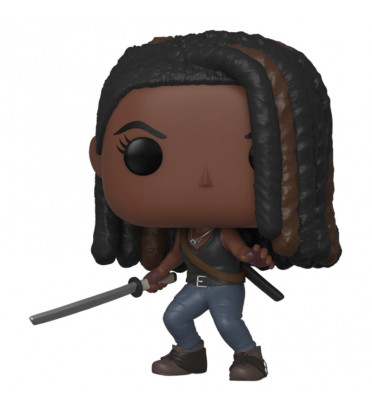 MICHONNE / THE WALKING DEAD / FIGURINE FUNKO POP