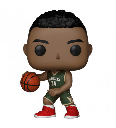 GIANNIS ANTETOKOUNMPO / MILWAUKEE BUCKS / FIGURINE FUNKO POP