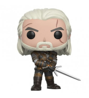 GERALT / THE WITCHER / FIGURINE FUNKO POP