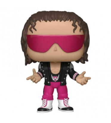 BRET HART / WWE / FIGURINE FUNKO POP