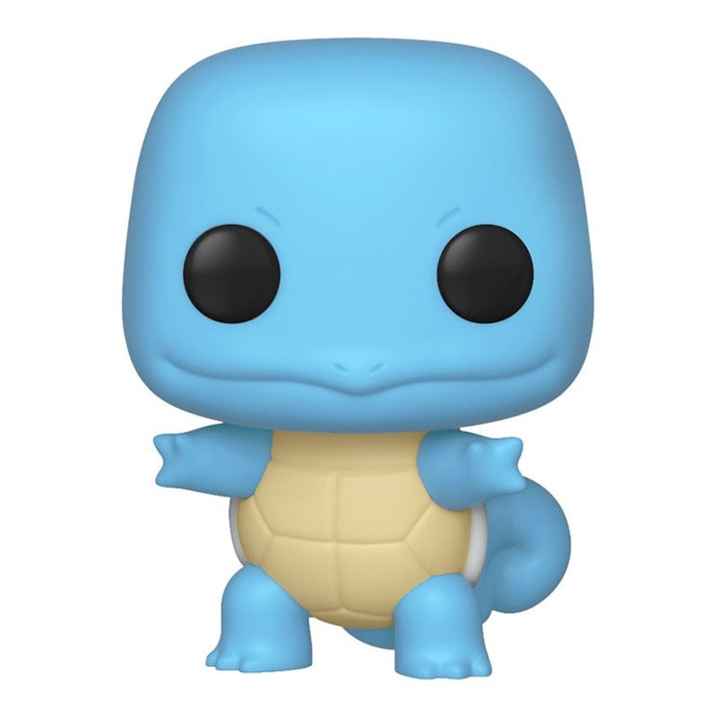 SQUIRTLE / POKEMON / FIGURINE FUNKO POP