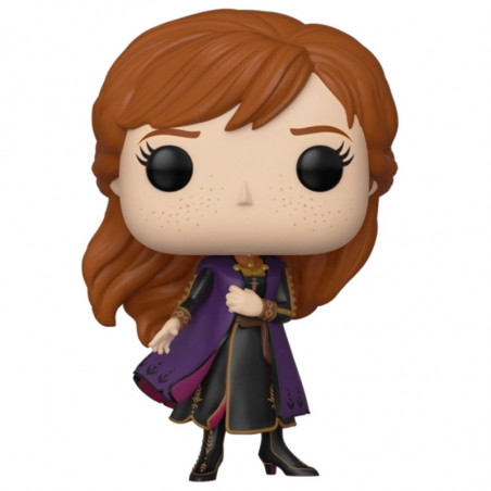 ANNA / LA REINE DES NEIGES 2 / FIGURINE FUNKO POP