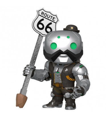 BOB OVERSIZED / OVERWATCH / FIGURINE FUNKO POP