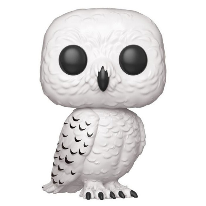 HEDWIG SUPER OVERSIZED / HARRY POTTER / FIGURINE FUNKO POP / EXCLUSIVE SPECIAL EDITION